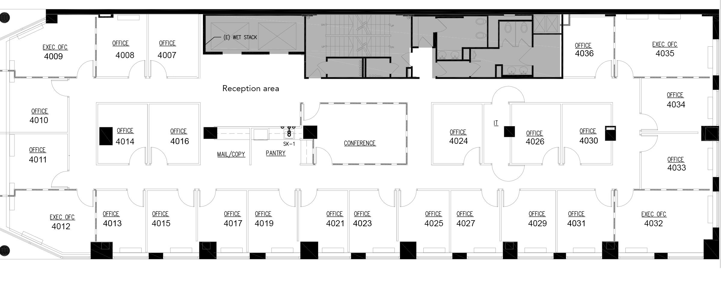 OSI Locations K St DC Th Street Shared Office Space OSI - Washington dc hubzone map